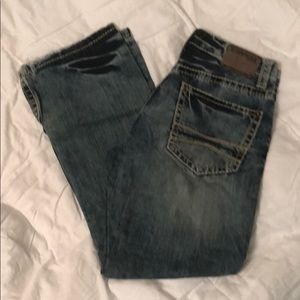 express classic fit regular rise bc jeans 31x30